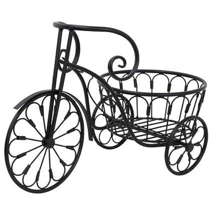 Amazon.com: shop168 - Soporte para bicicleta de hierro en ...