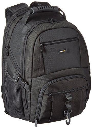 AmazonBasics Explorer Laptop-Rucksack, für Laptops mit bis zu 38 cm (15 Zoll)