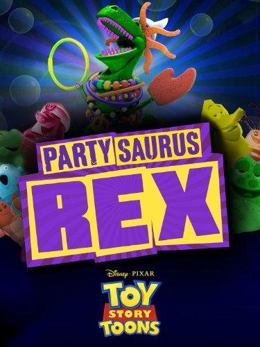 Partysaurus Rex (Short) -