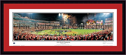 St. Louis Cardinals Deluxe Stadium Panorama (2006 World Series Champions)