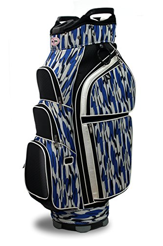 Taboo Fashions Allure Designer Lightweight Ladies Golf Cart Bag (4 Colors Available) (Skinny...