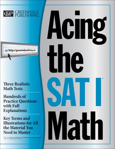 Acing the SAT I Math, 2nd Edition