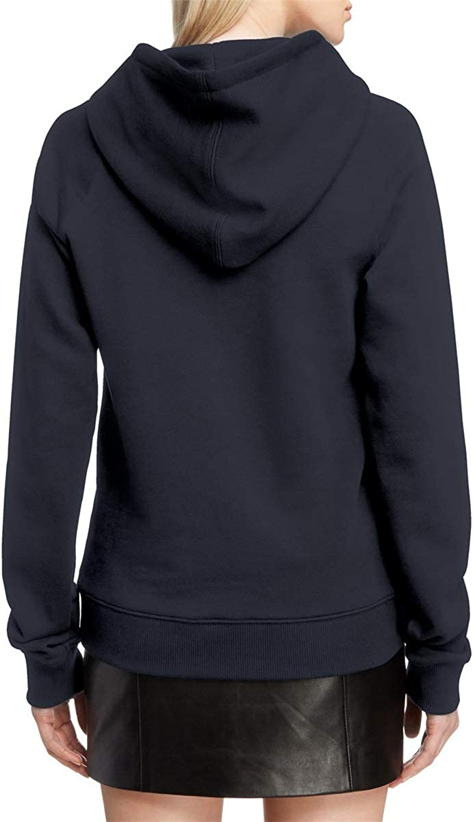 Pullover Sweaters with Kangaroo Pocket Woman Hoodies Cool Long Sleeve Active Comfy 2019-ChampOns-Fight-Finished