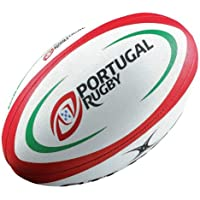Gilbert Portugal Training Rugby Ball