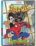 Spectacular Spider-Man - Volume 4 [Reino Unido] [DVD]