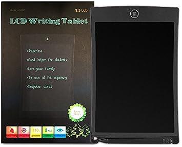 XIDO LCD Writing Tablet, de 8,5 pulgadas LCD digital Pizarra escritura Pad tableta gráfica Tablet PC Writer electrónica Dibujo Niños – Cuaderno de ...