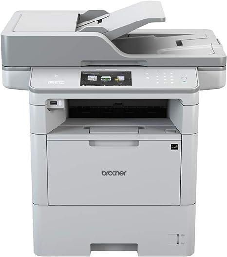 Brother MFC-L6800DW - Impresora multifunción láser Monocromo ...