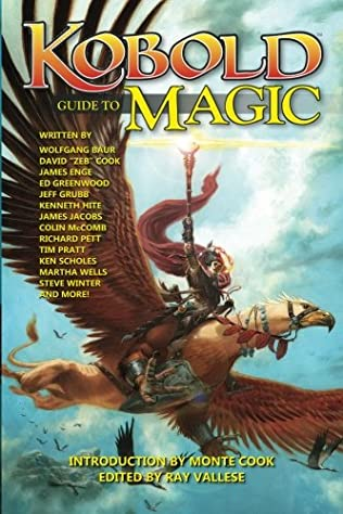 book cover of Kobold Guide to Magic