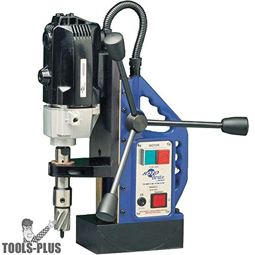 Champion Cutting Tool RotoBrute RB32 MiniBrute Magnetic Drill Press-Portable