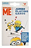 Despicable Me Jumbo Playing Cards