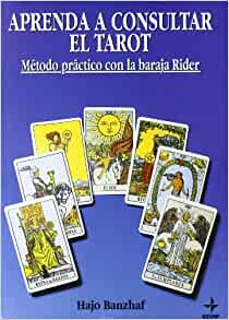 aprenda a consultar el tarot spanish edition hajo banzhaf 9788476406175 books. Black Bedroom Furniture Sets. Home Design Ideas
