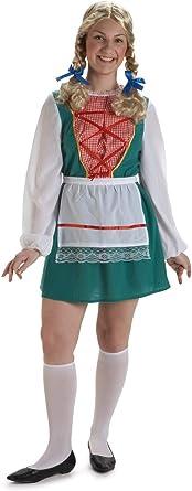Disfraz Tirolesa Adulto 9170300 - Profisa: Amazon.es: Ropa y ...