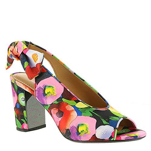 (J. Renee Brietta Women's Sandal 7 C/D US Floral Bright Multi)