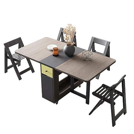 Mesas y sillas Plegables: combinación de Mesa y Silla de Comedor ...