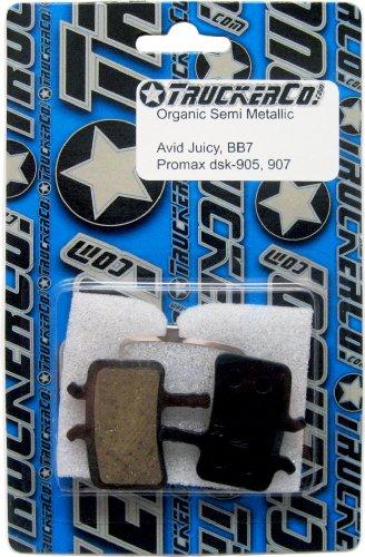 Organic Semi-Metallic Avid Juicy Brake pads 7 5 3 bb7