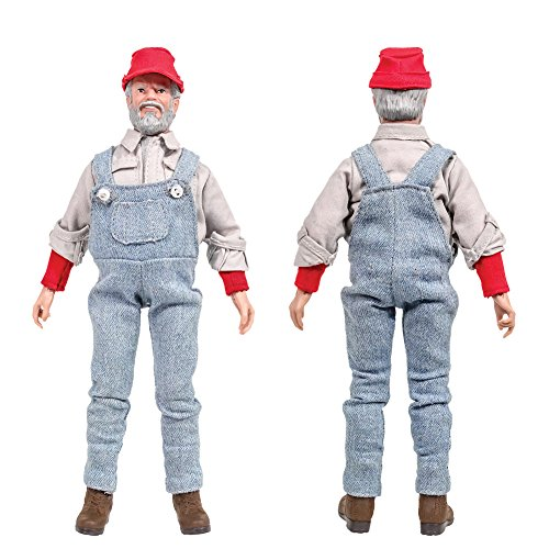 Dukes of Hazzard 8 Inch Action Figures Series 2: Uncle Jesse [Loose in Factory Bag]