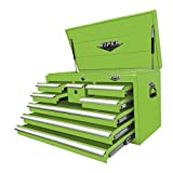 Viper Tool Storage LB3308C 8-Drawer Top Chest with Whiskey Drawer, 33