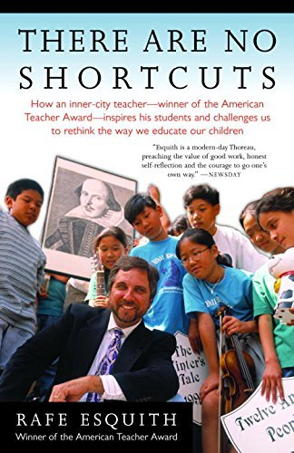 There are No Shortcuts by Rafe Esquith (1-May-2004) Paperback