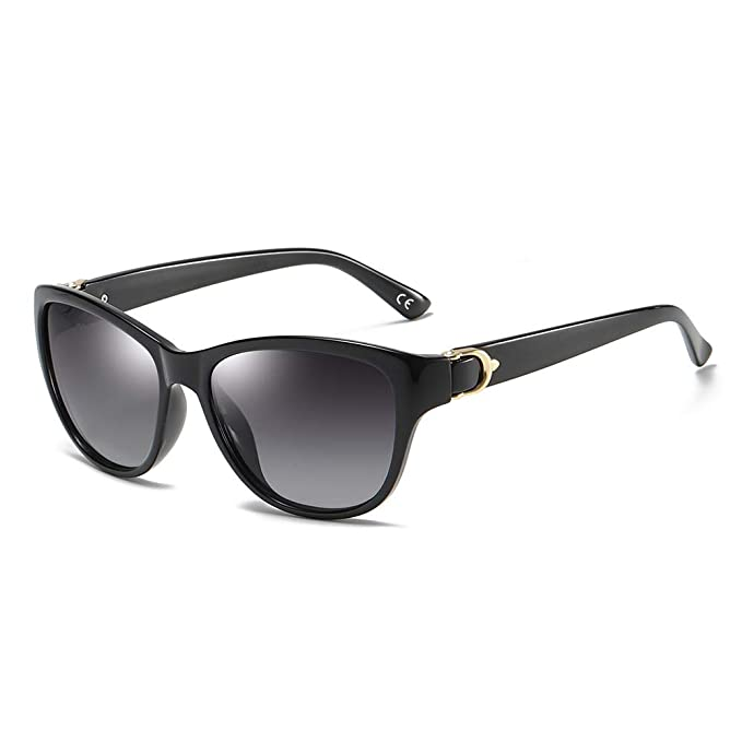 BLEVET Gafas de Sol De Moda Polarizadas Para Mujer Protección UV400 BX007