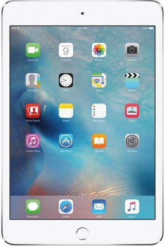 Apple iPad mini 4 64GB (Wi-Fi) 7.9-Inch iOS Tablet – Silver (Renewed)