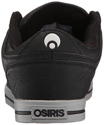 Osiris Heren Protocol Rijden Shoe Zwart / Lichtgrijs / Wit