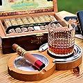 Cherry Kentucky Double Cigar Ashtray Coaster