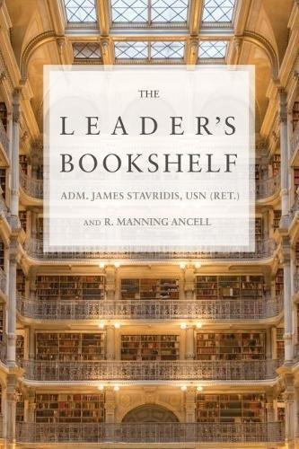The Leader's Bookshelf cover