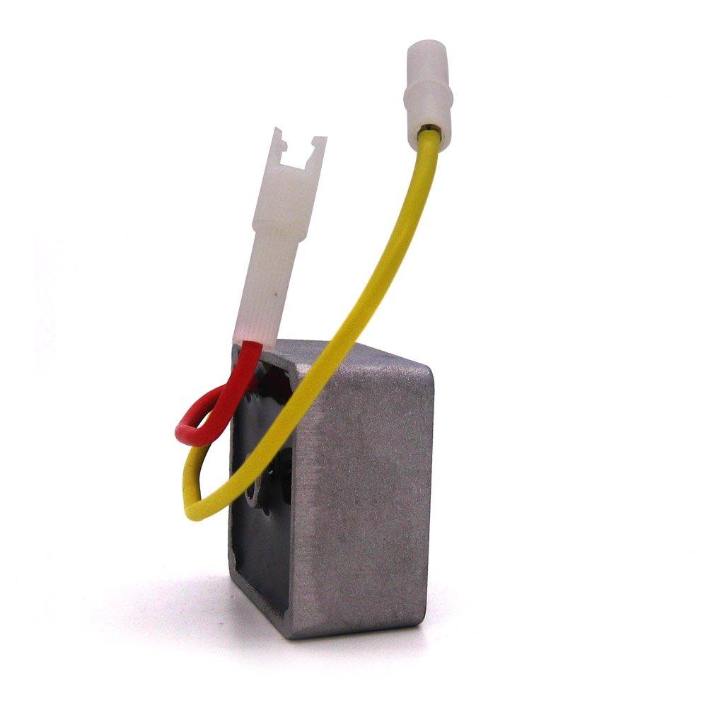 NIMTEK Voltage Regulator For BRIGGS /& STRATTON 491546 691188 793360 794360 Engine