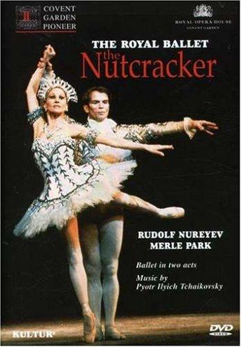 Tchaikovsky - The Nutcracker / Nureyev, Park, Royal Ballet Lesley Collier Merle Park Michael Coleman Rudolf Nureyev
