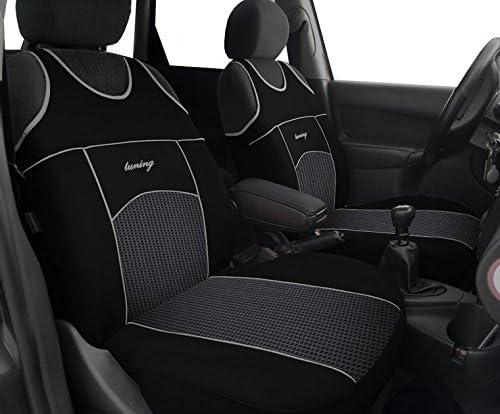 Pok Ter Bus Autositzbezüge T Shirt Fahrersitz Beifahrersitz Super Qualität T Shirt Design Vip Passend Für Jetta In Diesem Angebot Schwarz Auto