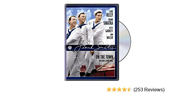 Amazon.com: On The Town (Ff): Movies & TV