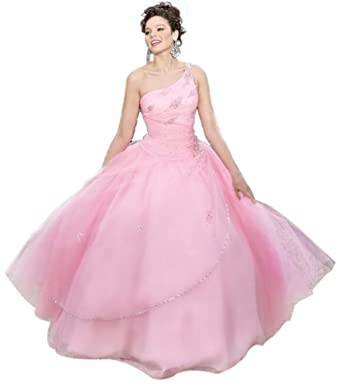 PT88 PINK SIZE 6-18 Evening Dresses party full length prom gown ball dress robe
