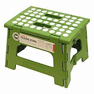 Kikkerland Rhino Ii Step Stool Green Amazon Com Mx