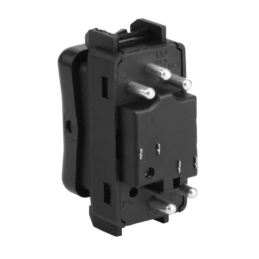 Matefielduk Interruptor el/éctrico de ventana Interruptor de la ventana el/éctrica 1248204610 para MERCEDES-BENZ 190 Coup/é Clase E//G S