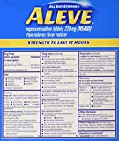 Aleve Individual Sealed 1 Caplet in a Packet