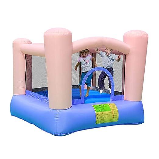 Castillos inflables Pequeño Aire Libre Tobogán Infantil pequeño ...