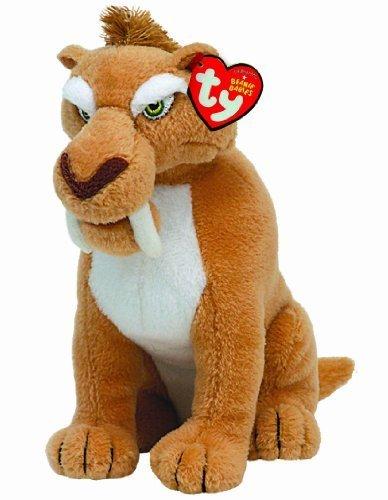 - Ty Diego Ice Age Beanie Sabelzahn Tiger 18 cm by TY
