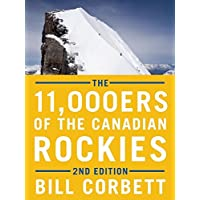 The 11,000ers of the Canadian Rockies – 2nd Edition