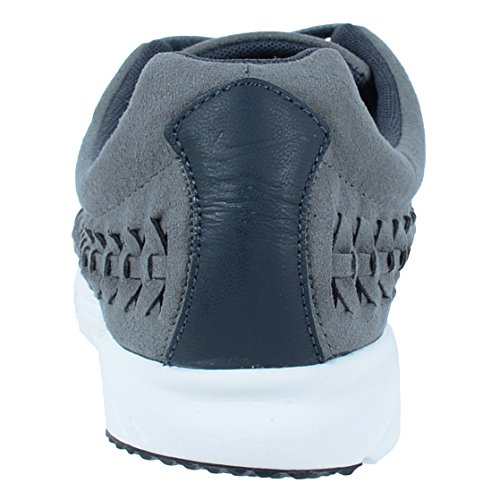 hot sale NIKE MAYFLY WOVEN FASHION SNEAKERS TUMBLED GREY ANTHRACITE WHITE 833132 002
