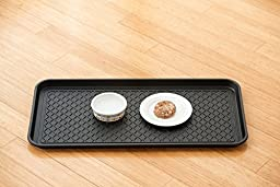California Home Goods Multi-Purpose Boot Mat & Tray for Indoor and Outdoor Floor Protection, 30\