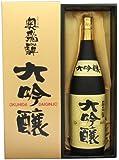 高木酒造 奥飛騨 大吟OD-50 [ 日本酒 1800ml ]