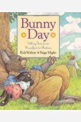 Bunny Day: Telling Time from Breakfast to Bedtime Hardcover