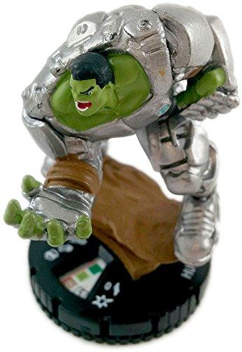 Marvel Shield Heroclix - Marvel Heroclix: Nick Fury, Agent of Shield Hulk 052