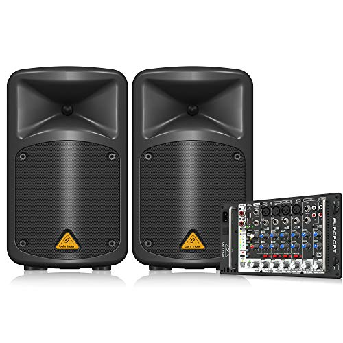 (BEHRINGER Black (EPS500MP3))