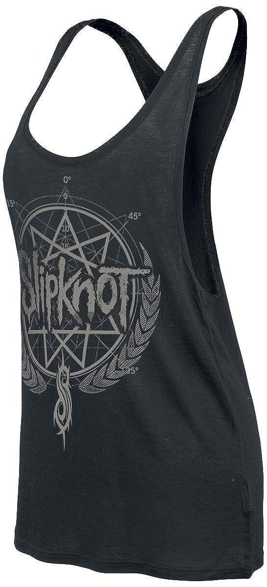Slipknot Blurry Top Noir XS