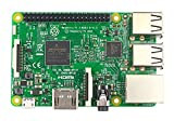 Image of Raspberry Pi 3 Model B Quad Core CPU 1.2 GHz 1 GB RAM Motherboard