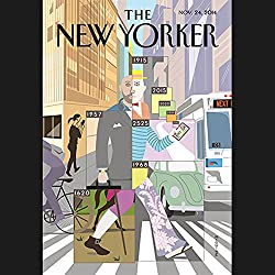 The New Yorker, November 24th 2014 (Steve Coll, Ben McGrath, George Packer)