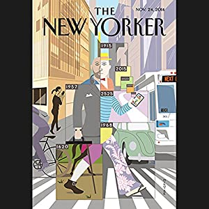The New Yorker, November 24th 2014 (Steve Coll, Ben McGrath, George Packer) Periodical