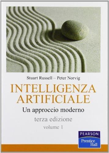 Intelligenza artificiale. Un approccio moderno vol. 1 by Peter Norvig Stuart J. Russell (2010-01-01)
