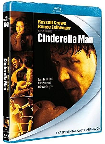 Cinderella man El hombre que no se dejó tumbar Blu-ray ...